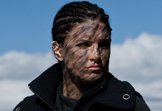 Haywire Gina Carano Dawn of the Female Action Film Star