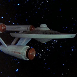 Star Trek USS Enterprise 3D PRINTING TAKES ANOTHER STEP TOWARDS CHANGING THE WORLD; STAR TREK SOARS (ST+1=81%)